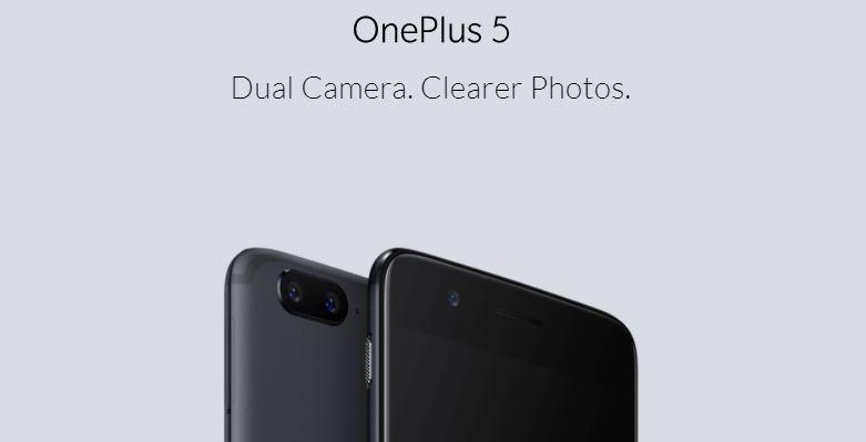 OnePlus 5 Black