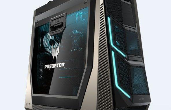 Acer Unveils Predator Orion 9000