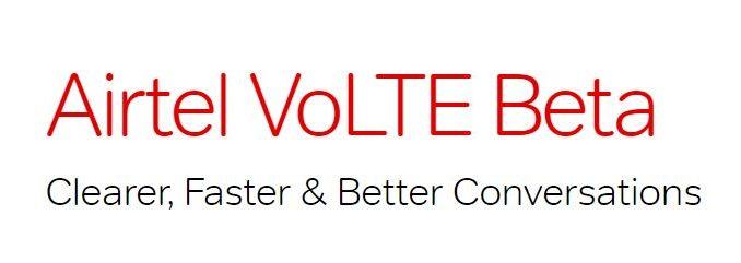 Airtel VoLTE