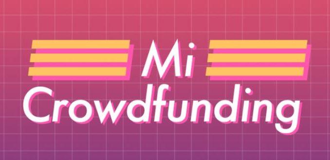 Mi Crowdfunding