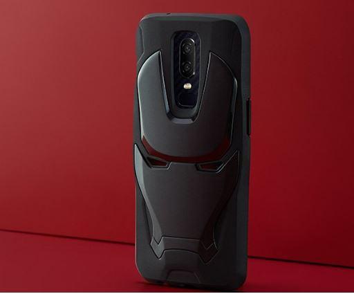OnePlus 6 Marvel Avenger Limited Edition