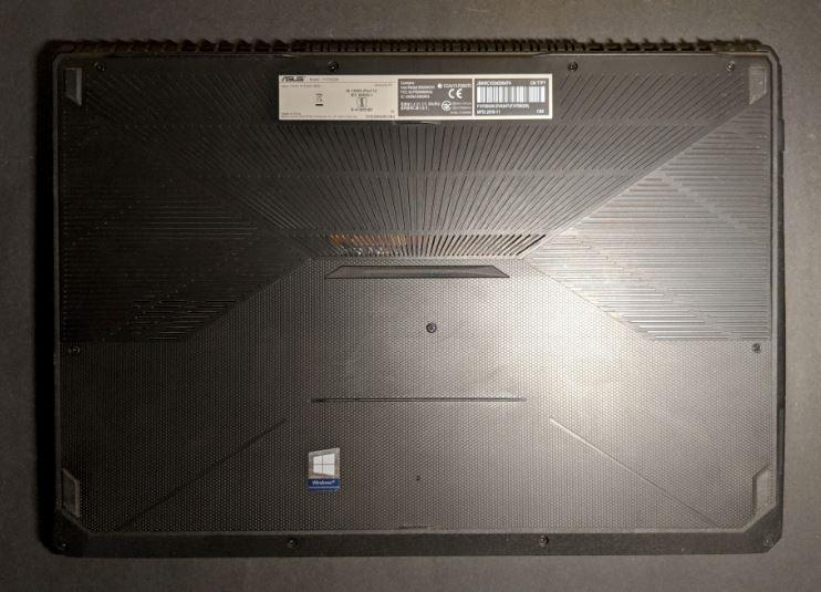 Asus TUF FX705