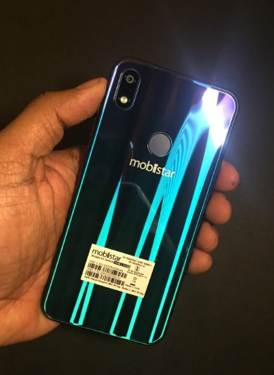 Mobiistar X1 Notch